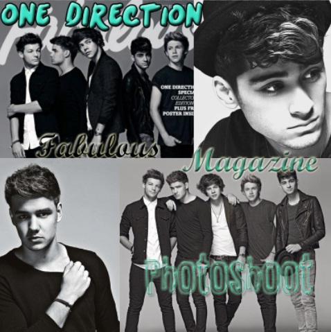 One Direction-Fabulous Magazine(Photoshoot 2012) by ...
