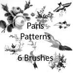 Paris brush pack
