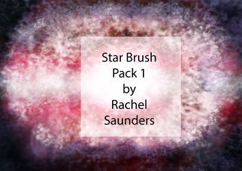 Star brush set 1 by Random-Acts-Stock