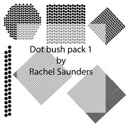 Dots brush set 1