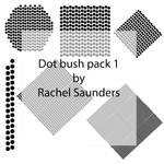 Dots brush set 1