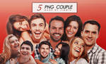 COUPLE PNG PACK // #5 PNG PHOTO
