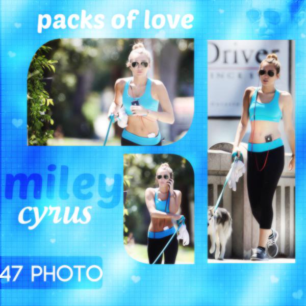 PHOTO Pack (29) Miley Cyrus by DenizBas