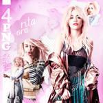 PNG PACK (138) Rita Ora