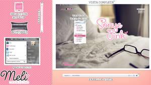 Sonye Pink by EstiloMelisa by MeliCreations