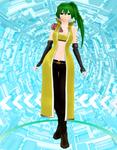Vocaloid Sonika DL