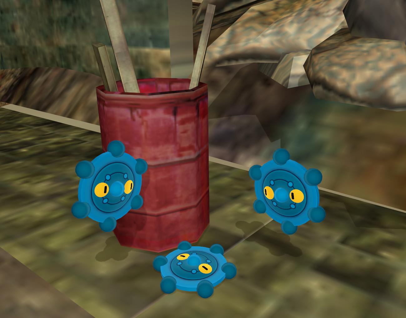 Pokemon Bronzor DL