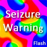 SEIZURE WARNING