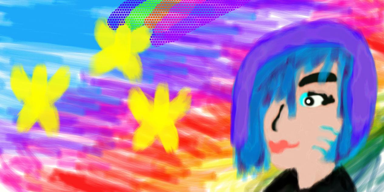 Super kitty Mew mew fan art by yoshizuyuner