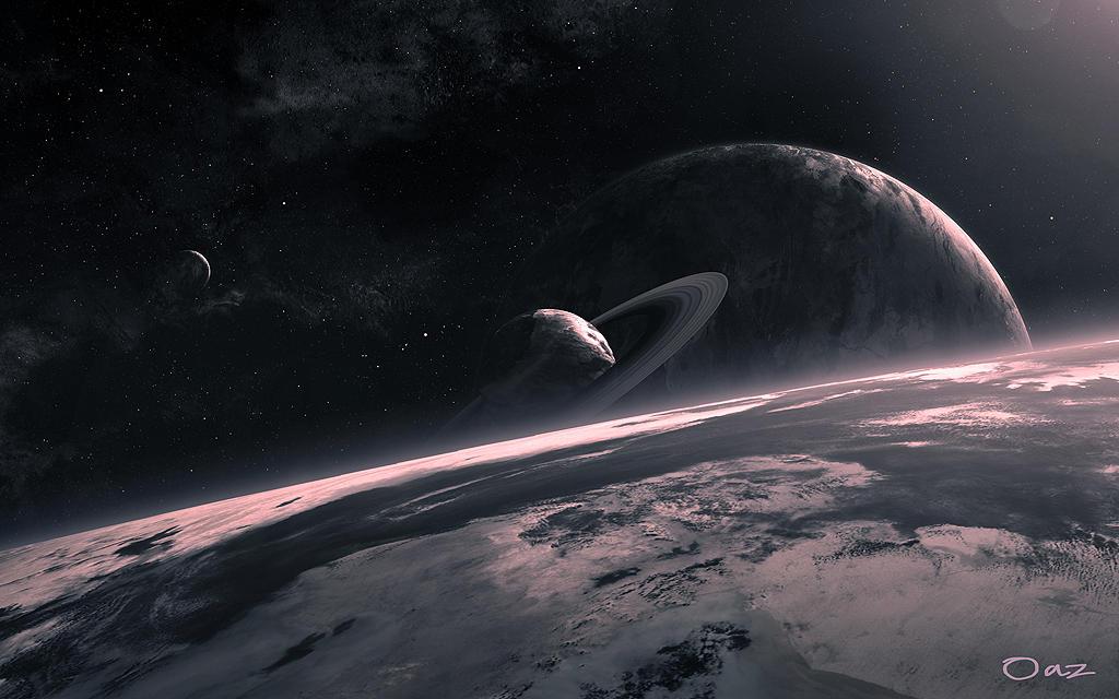 Silent Space by QAuZ
