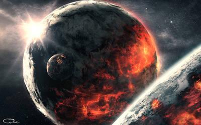 Shining Star Vs Evil by QAuZ
