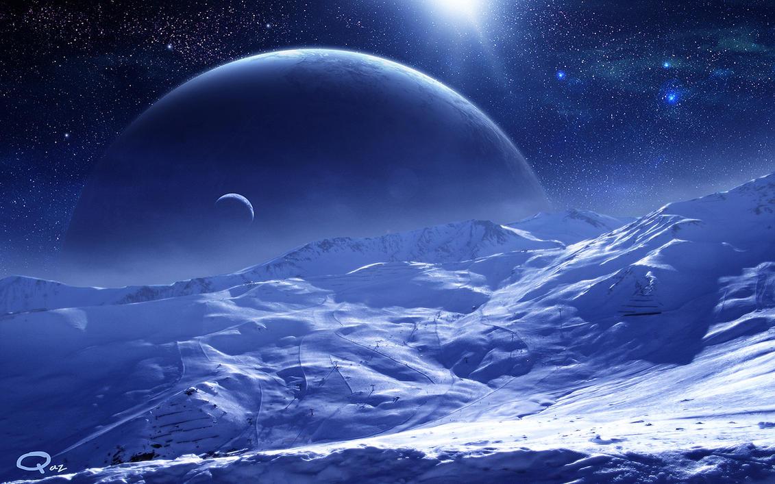 Light My Cold Night by QAuZ