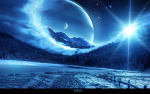 Shine in Blue