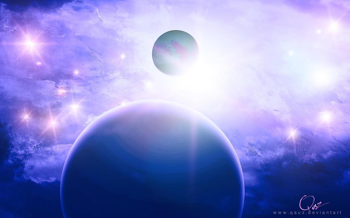 Beautiful Stars by QAuZ