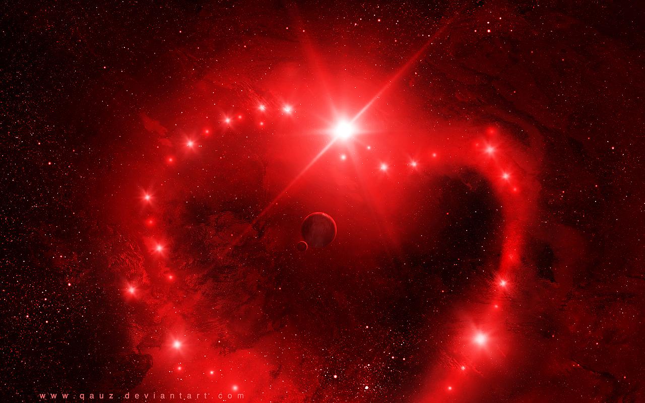 Valentine's Space by QAuZ