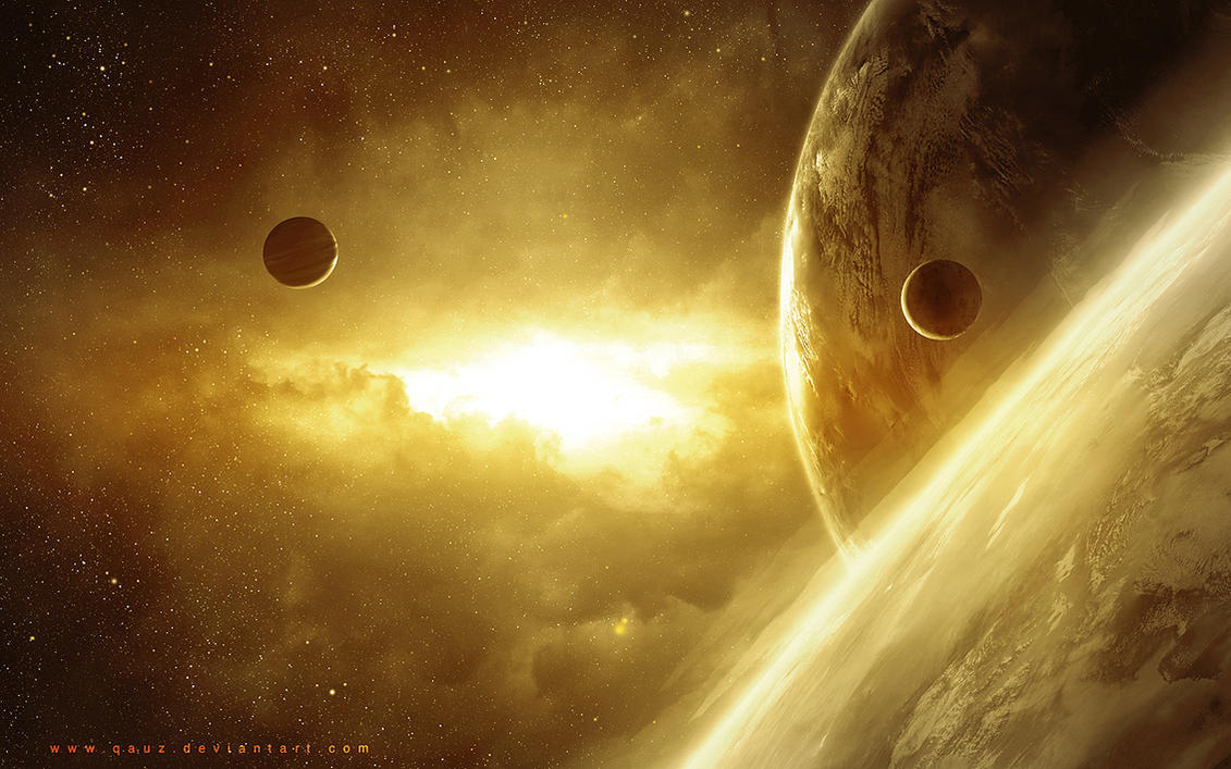 3d planets wallpaper hd