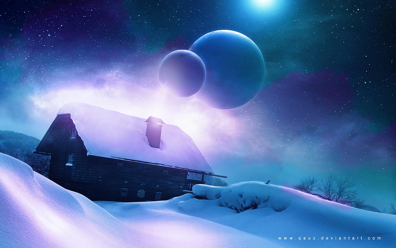 Winter Dream by QAuZ