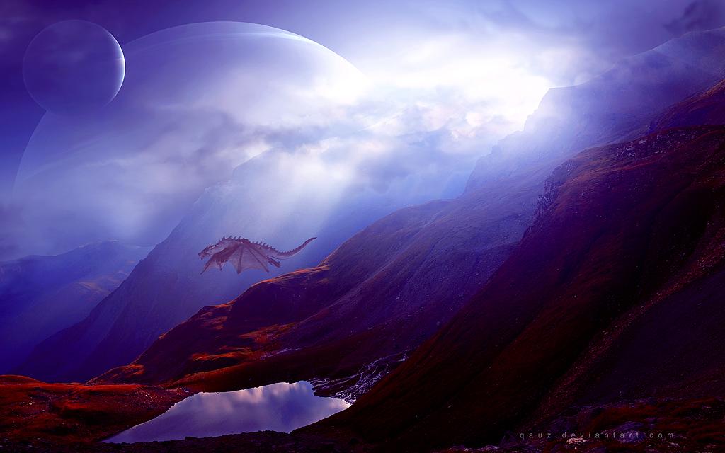 Light And Peace by QAuZ