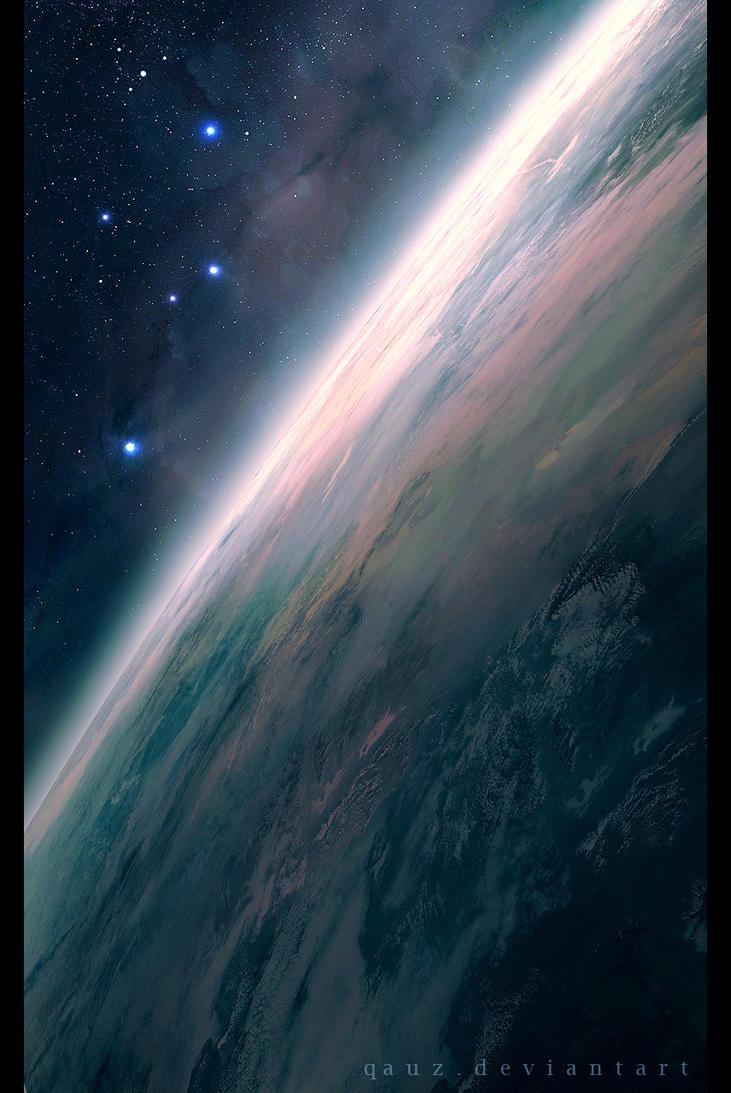 Gravity by QAuZ