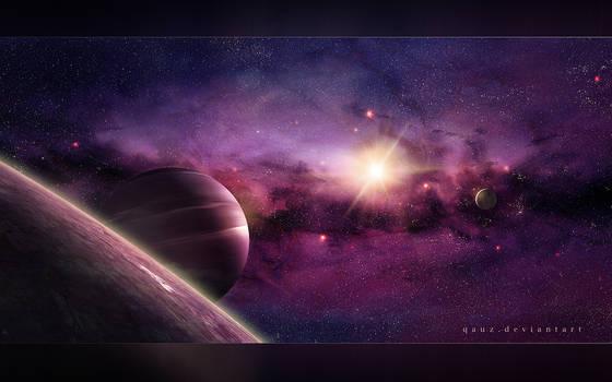 Golden Light by QAuZ
