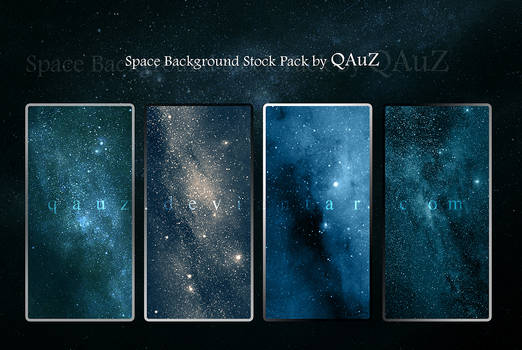 Space Background Stock Pack