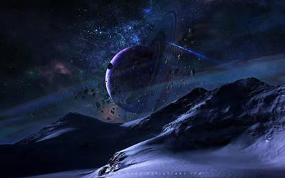 Nighty And Silent by QAuZ