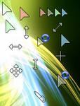 AERO Glass animated cursors
