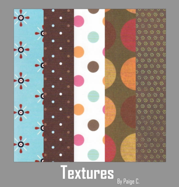 Paper Textures by PaigeC