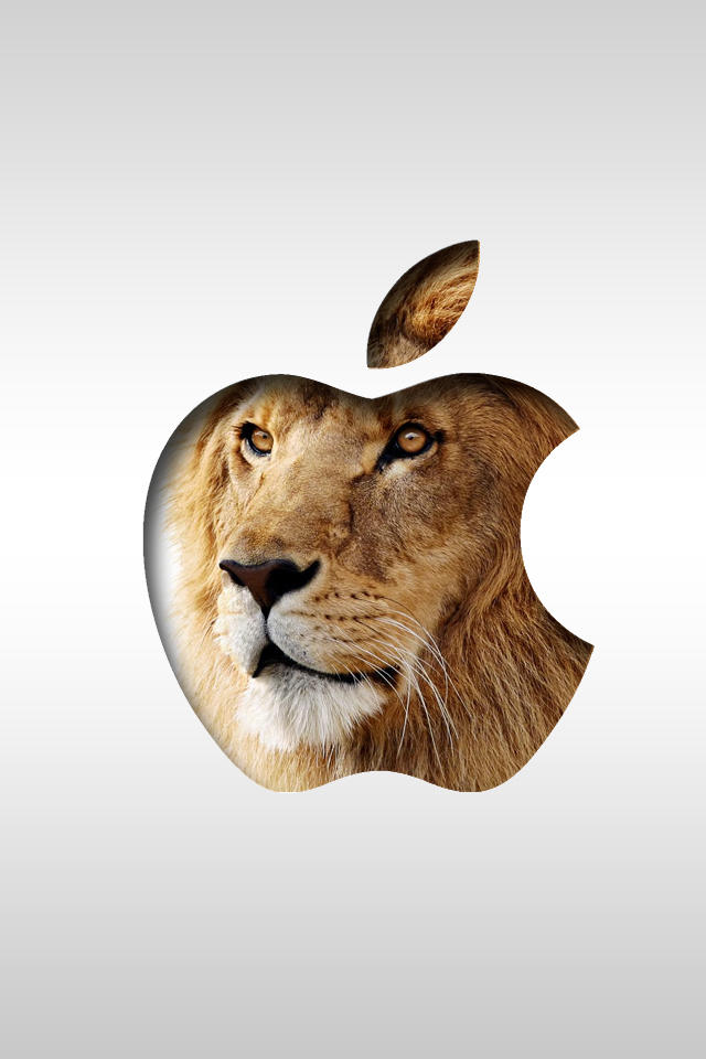 Mac OS X Lion iPhone Wallpaper by KillingTheEngine