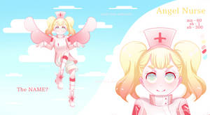 Angel Nurse Adopt ANIMATED (OPEN) by waffelwille