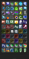 Glass Icon Pack by flexdaw