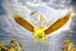 Garuda [Trippy Animations] by FabioRosado