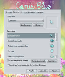 Comix Blue by BellakysBlueTeam