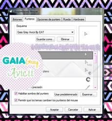 GaiaGrayAvicii by BellakysBlueTeam