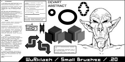 Small Brushes 3 by WuRklash