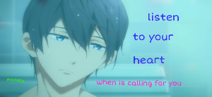 listen to your heart haru by Roxaslover1998
