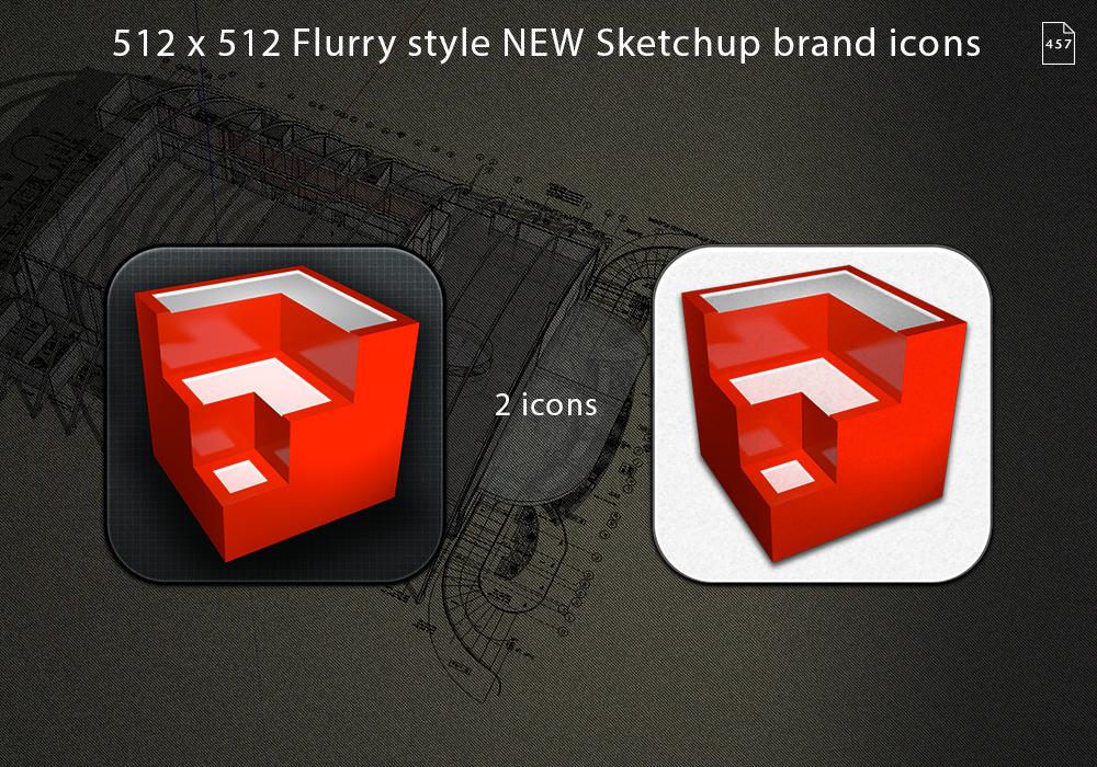 sketchup icon rocketdock download