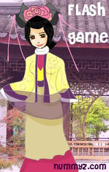 Chinese Princess DressUp Game by nummyz