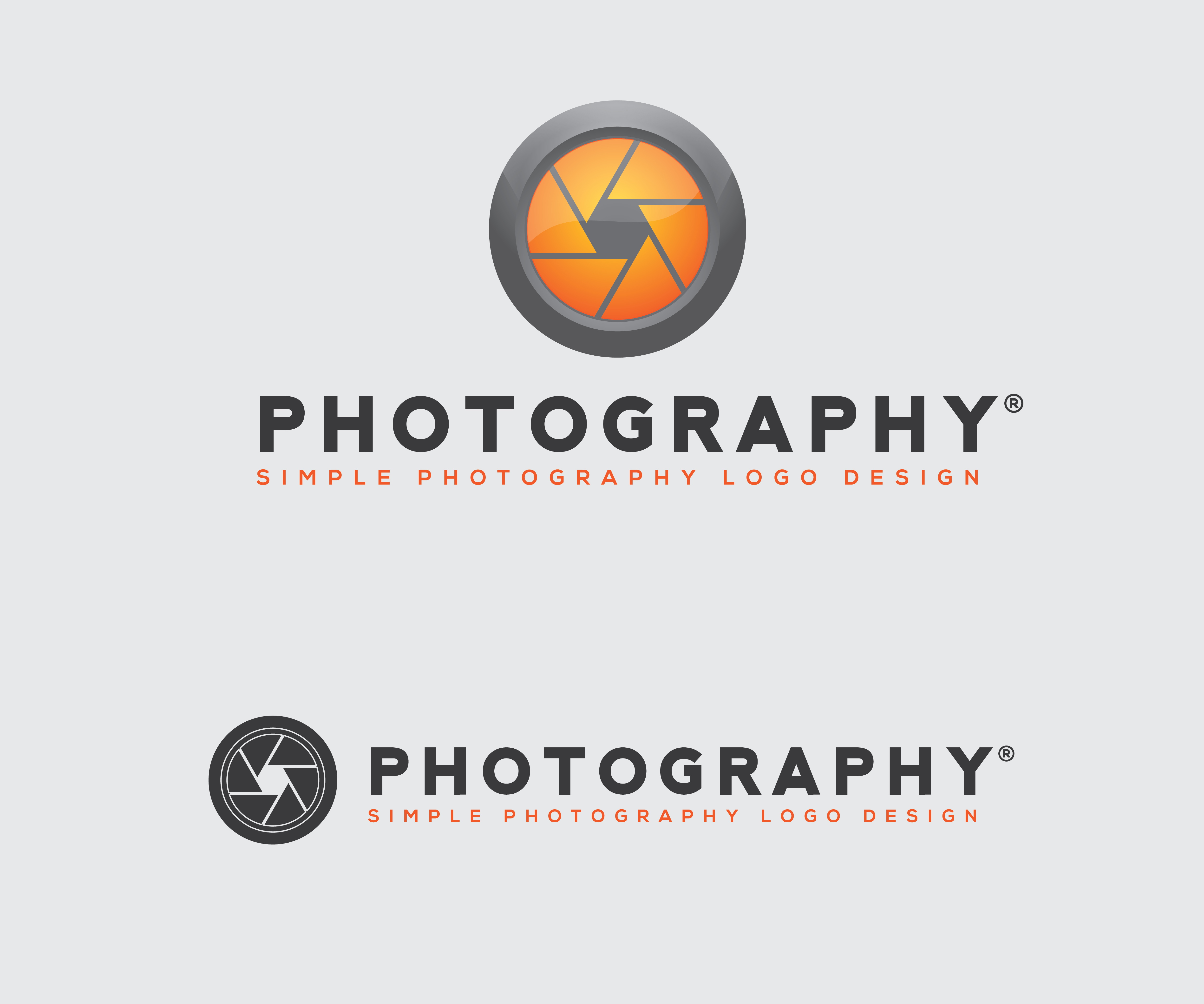 Free photography logo designs by alfiansaputra on deviantart Logo suggestions free