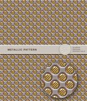 Metallic photoshop patterns by Divenadesign