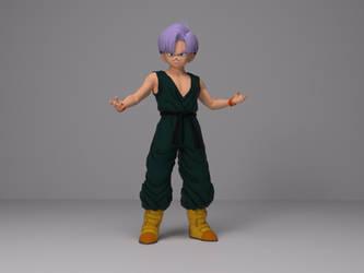 Kid Trunks by Shinteo