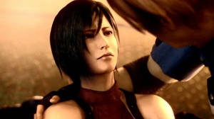 Ada Wong and Leon Kennedy