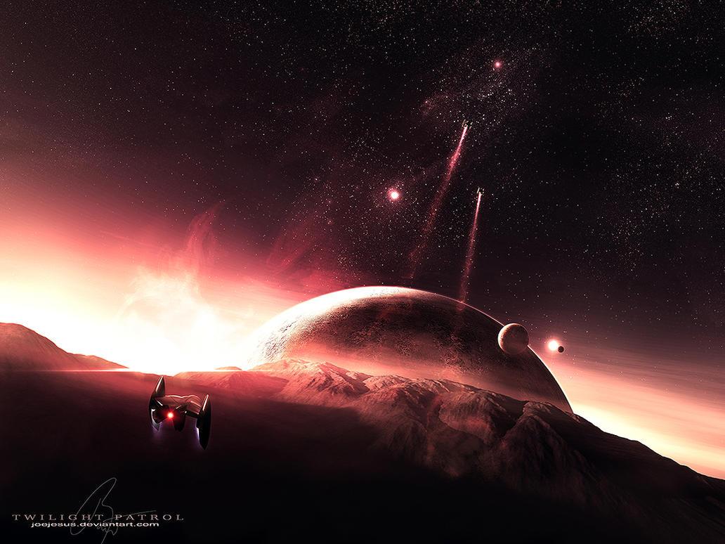 Twilight Patrol by JoeyJazz