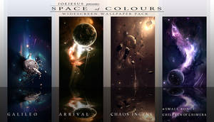 Space of Colours