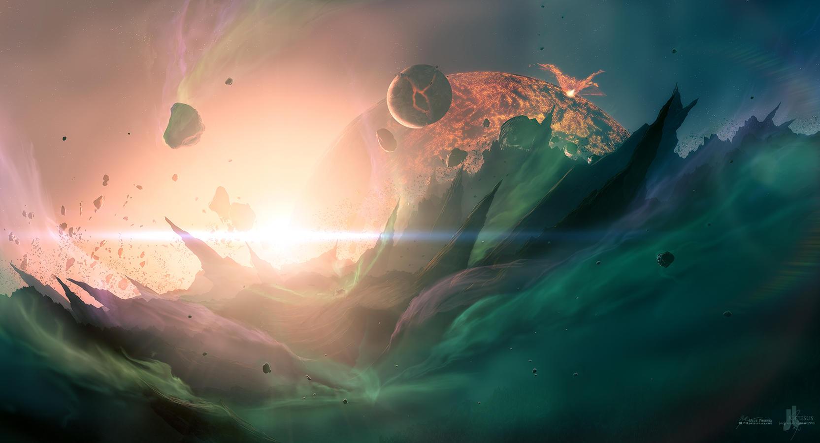 Into Oblivion by JoeyJazz
