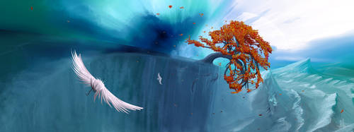 Autumn Fall by JoeyJazz
