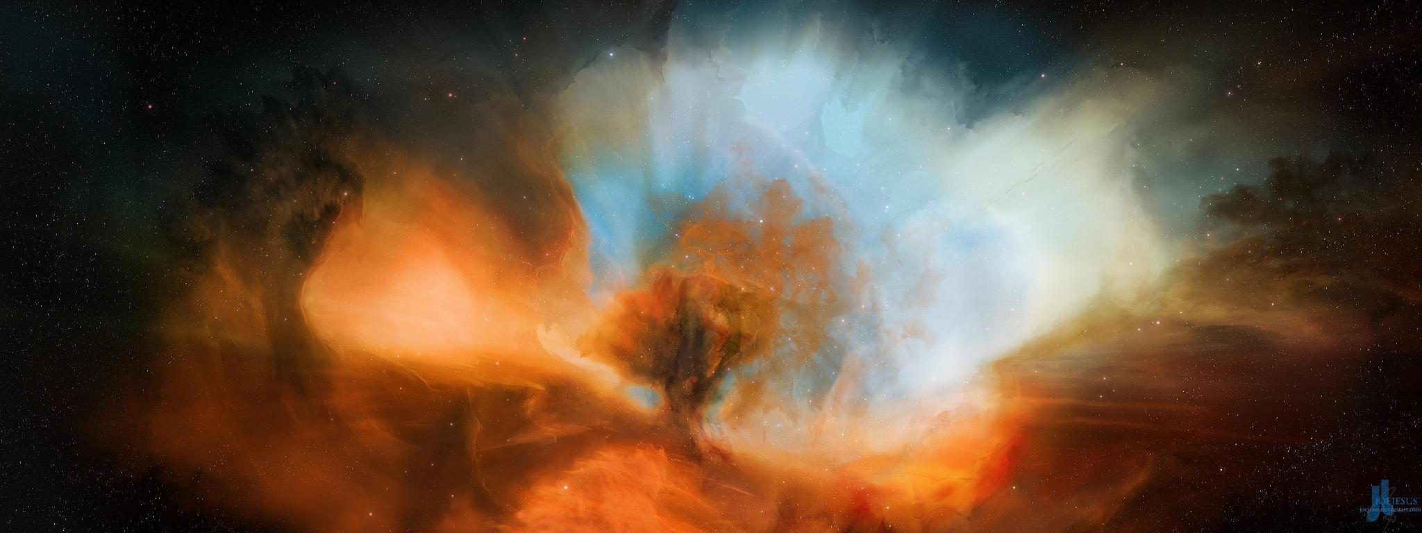 Stellar Frontier by JoeyJazz