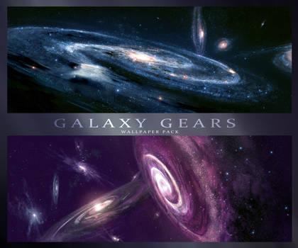 Galaxy Gears - HD Wallpaper Pack