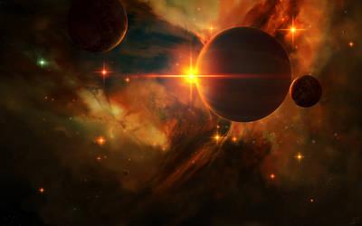 Space Oddity by JoeyJazz