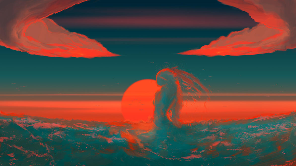 Философия в картинках - Страница 35 Queen_of_the_seas_by_joeyjazz-dd2c0n4